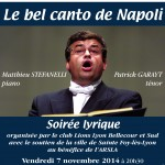 bel canto napoli lions club