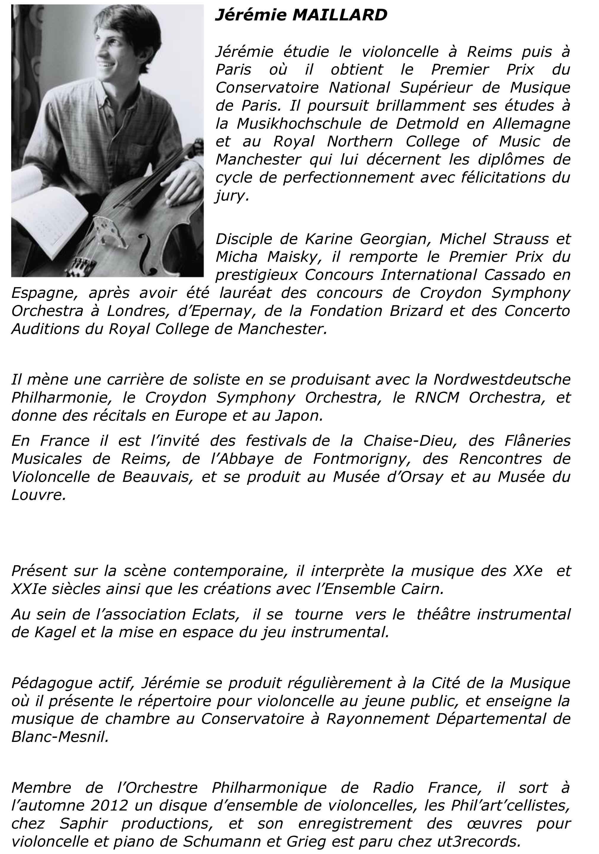 Jérémie Maillard