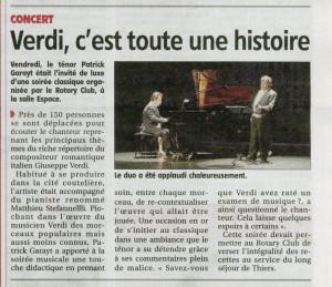 la gazette 30 04 2015 concert rotary du 24 04 2015