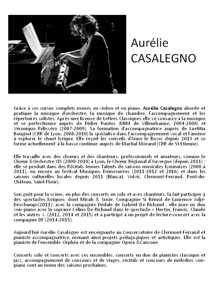 Aurelie Casalegno