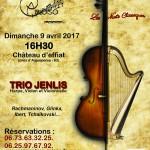 concert du trio Jenlis