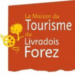 logo maison du tourisme livradois forez