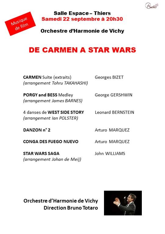 rpogramme star wars