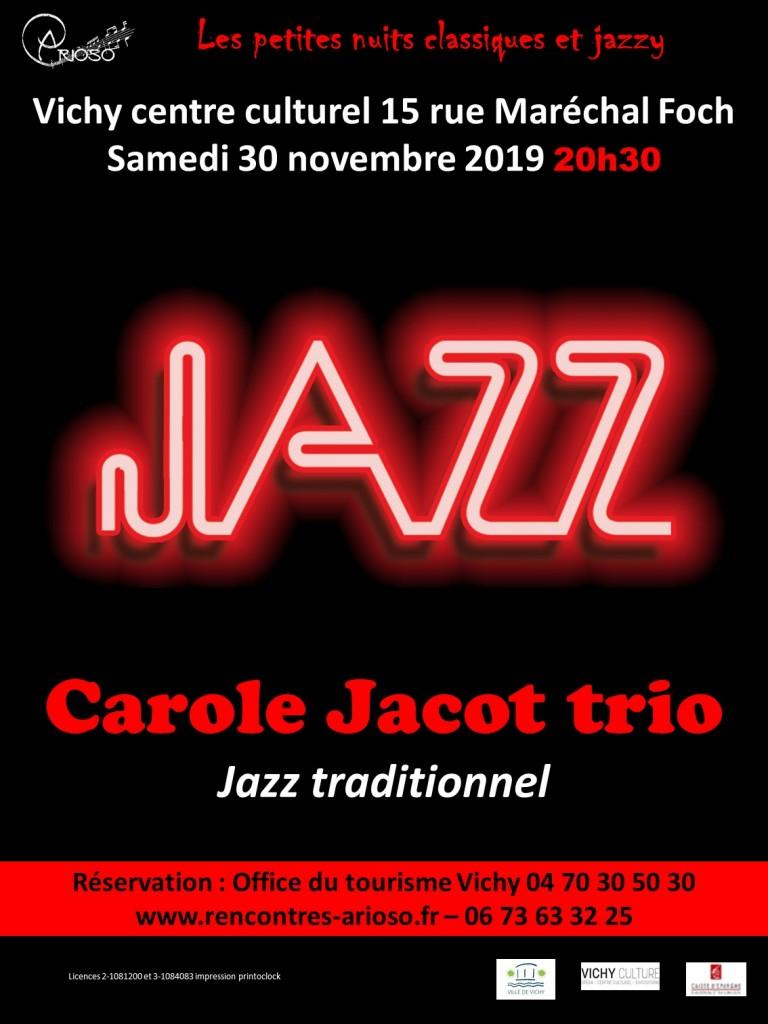 maquette affiche jazz trio 11 2019 a3